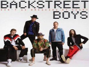 Dont Go Breaking My Heart - Backstreet Boys