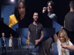 Girls Like You – Maroon 5 feat Cardi B