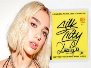 Electricity - Silk City & Dua Lipa feat Diplo & Mark Ronson